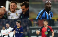 8 cầu thủ được hưởng lợi từ việc hoãn VCK EURO: Lukaku, Hazard và ai nữa?