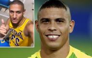 Rảnh rỗi thời COVID-19, sao Everton sắm vai 'người ngoài hành tinh' Ronaldo