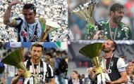 11 cầu thủ thành công nhất trong lịch sử Juventus: Số 1 không thể khác
