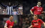 14 cầu thủ từng khoác áo Man Utd và West Brom: Lukaku, Fletcher và ai nữa?