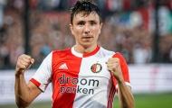 Ông lớn Serie A quyết chiêu mộ 'cầu thủ xuất sắc nhất Hà Lan'