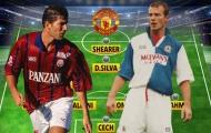 Siêu đội hình M.U mạnh cỡ nào nếu Sir Alex mua được Ronaldinho hay Zidane?