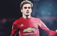 Trao áo số 7 cho Griezmann, Man United chuẩn bị 'hạ bệ' Pogba?