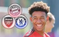 Thành London đại chiến vì 'viên ngọc thô' của Bayern Munich