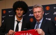 5 thương vụ mua sắm hoảng loạn nhất của Man Utd: Từ Fellaini đến Ighalo