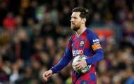 Messi dùng một từ để miêu tả mục tiêu của Man United