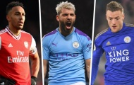 Đội hình xuất sắc nhất Ngoại hạng Anh trên 30 tuổi: Hàng công thượng thặng