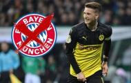 Marco Reus: 'Vì lý do đó nên tôi sẽ chẳng bao giờ đến Bayern Munich'