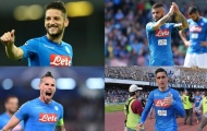 10 cầu thủ có số lần ra sân nhiều nhất trong lịch sử Napoli: Hamsik, Mertens đứng thứ mấy?