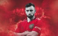 Bruno Fernandes thay đổi Manchester United
