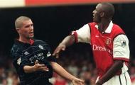 'Nếu đấu boxing, Roy Keane sẽ hạ đo ván cái tên ấy của Arsenal'