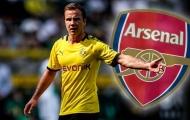 NHM Arsenal: 'Cậu ta đã đánh mất phong độ đỉnh cao nên thôi cảm ơn'