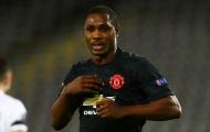Odion Ighalo: Anh ấy khuyên tôi nên làm 1 điều để thành công tại Man Utd