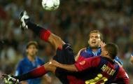 Rivaldo và những khoảnh khắc ấn tượng ở Barcelona