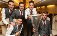 Juan Mata hé lộ 5 khoảnh khắc yêu thích nhất tại Man Utd
