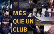 Barcelona gửi thông điệp hy vọng đến các CĐV