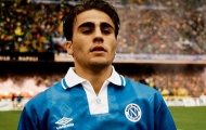 'Thời thơ ấu, tôi muốn trở thành huyền thoại của Napoli'