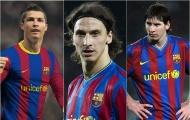 Cristiano Ronaldo cập bến Camp Nou, đội hình Barca 2009 'khủng' cỡ nào?