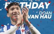 SC Heerenveen có động thái ý nghĩa dành cho Văn Hậu