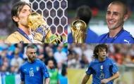 10 cầu thủ có số lần khoác áo ĐT Italia nhiều nhất: Buffon, Pirlo ở đâu?