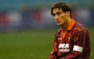'Đó là lý do tôi quyết định nhường băng đội trưởng cho Totti'