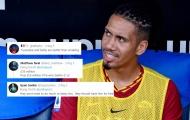 CĐV Man Utd: 'Bán cái tên ấy với giá 50 triệu đi, Tuanzebe và Bailly cũng đủ tốt rồi'