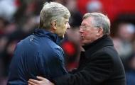 Cựu sao Arsenal: Tôi đã làm điều đó khi Alex Ferguson và Wenger 'choảng' nhau