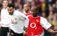 Cựu sao Arsenal: 'Cậu ấy luôn khiến tôi khổ sở khi đụng độ Man Utd'