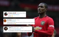 CĐV Man Utd: 'Hãy mua đứt cậu ấy - người sẽ gánh vác hàng công'