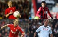 12 sao Na Uy từng chơi bóng ở Premier League: 'Thế hệ vàng' Man Utd, 'Thánh đóng gạch' của Liverpool