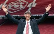 Bí mật đằng sau cuộc đại phẫu của Wenger ở Arsenal