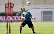 Vừa âm tính với COVID-19, sao Argentina đã trở lại sân tập của Juventus