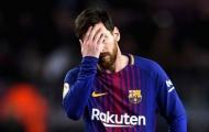 Vì 'địa ngục phức tạp', giấc mơ của Messi khó thành hiện thực