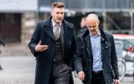 Choáng với con số 'Lord' Bendtner từng để mất cho chiếu bạc
