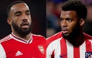 Arsenal cân nhắc hi sinh Lacazette để thâu tóm 'Máy chạy thành Madrid'