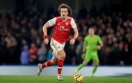 XONG! Đại diện ra mặt, xác nhận khả năng David Luiz ở lại Arsenal