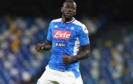 Napoli mua trung vệ, sẵn sàng chia tay Koulibaly?