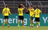 Sancho bỏ lỡ kinh điển, Dortmund thắng nhọc Hertha Berlin