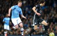 Sao Man City: 'Cậu ấy chơi hay nhất tại EPL chỉ sau Van Dijk'