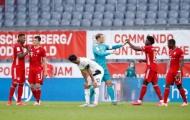 Đánh bại Gladbach, Bayern tiến gần đến chức vô địch lần thứ 8 liên tiếp