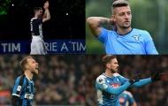 10 tiền vệ đắt giá nhất Serie A trước mùa dịch COVID-19: Eriksen chỉ đứng thứ 3