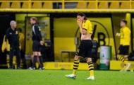 Sancho - Haaland bất lực trước 'kẻ khốn cùng', Dortmund thua sốc sau khi mất đĩa bạc