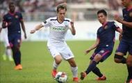 Văn Toàn kiến tạo đẹp mắt trong ngày HAGL chia điểm trước Sài Gòn FC