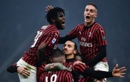 Địa chấn San Siro! AC Milan ngược dòng đẳng cấp trước Juventus