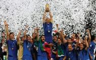 World Cup 2006: Hành trình kì diệu và sức mạnh của cả dân tộc Italia