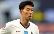 Hòa bạc nhược, Mourinho công khai lý do xếp Son Heung-min dự bị
