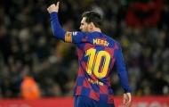 10 tiền đạo có tần suất ghi bàn tốt nhất cho Barca trong thế kỷ 21