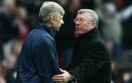 Bị chỉ trích, Pep Guardiola nói thẳng 2 câu về Sir Alex và Wenger