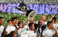 Bị 'lưỡng long nhất thể' đốn gục, Barca giơ cờ hàng Real