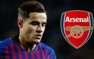 Người đại diện Coutinho tiến cử 2 cái tên cho Arsenal